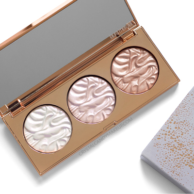 Trio illuminateur Mood Lights de Laura Mercier