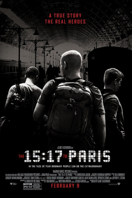 The 15:17 to Paris (2018) -