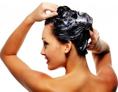 perawatan rambut berminyak