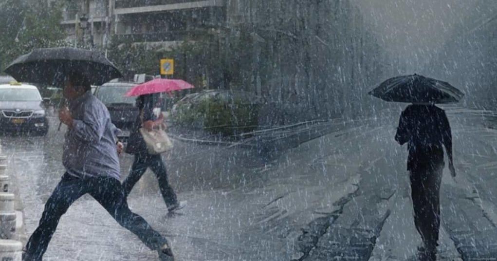 Προσοχή: Έρχεται νέα κακοκαιρία με βροχές, καταιγίδες και 11 μποφόρ