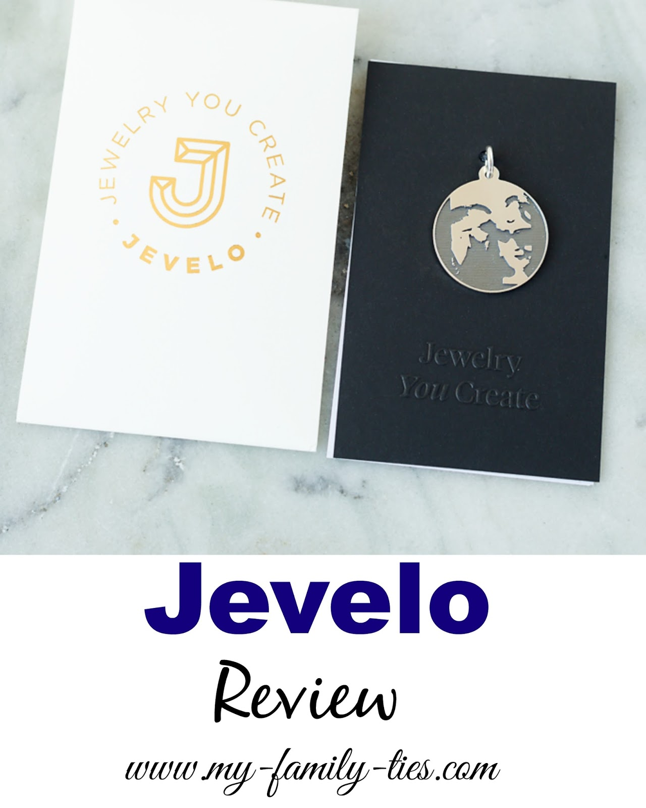 Jevelo personalised jewellery review photos by My Family Ties Blog www.my-family-ties.com
