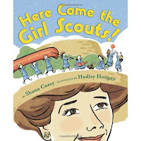Image of Here Come the Girl Scouts cover