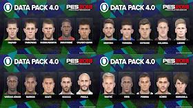 PES 2018 Data Pack 4 [ DLC 4.0 ] CPY Version