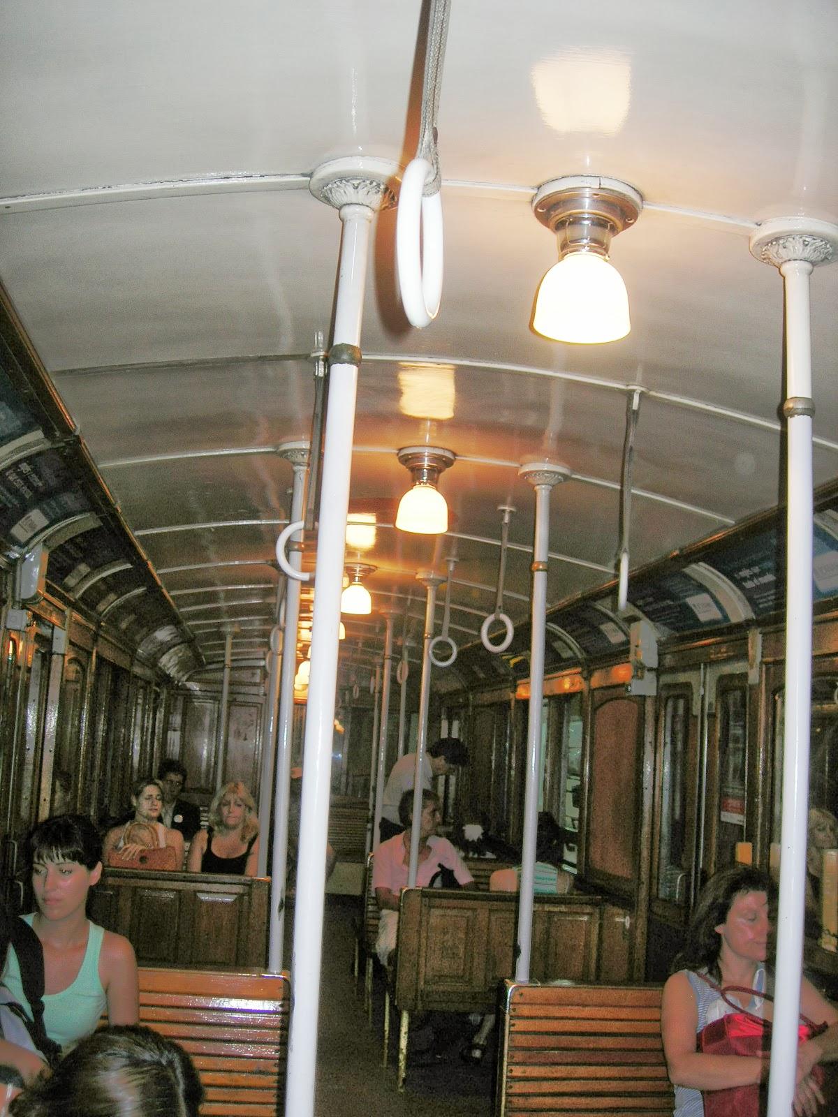 Linha A do metrô de Buenos Aires, o metrô mais antigo da América Latina