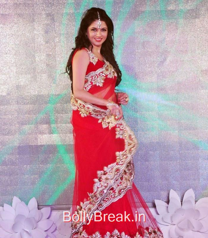 Bhagyashree, Celebs Walk the Ramp at 'Main Tamanna 2' First Look Launch