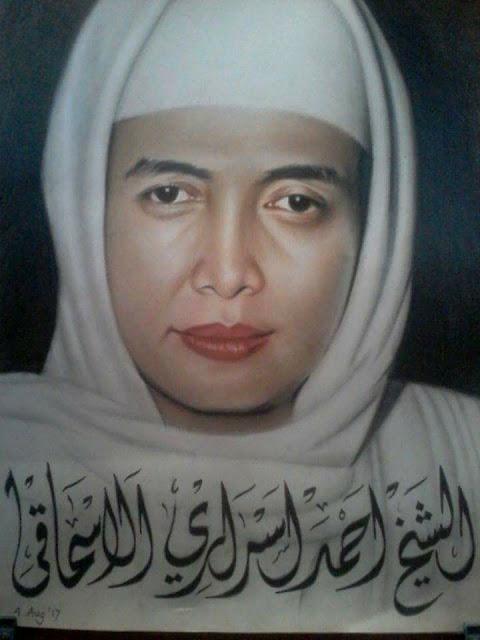 [KH Asrori Al-Ishaqi] Berhusnudzon dan Mendoakan Hidayah kepada Pemeluk Agama Lain