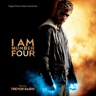 I Am Number Four Official Score - Official Soundtrack