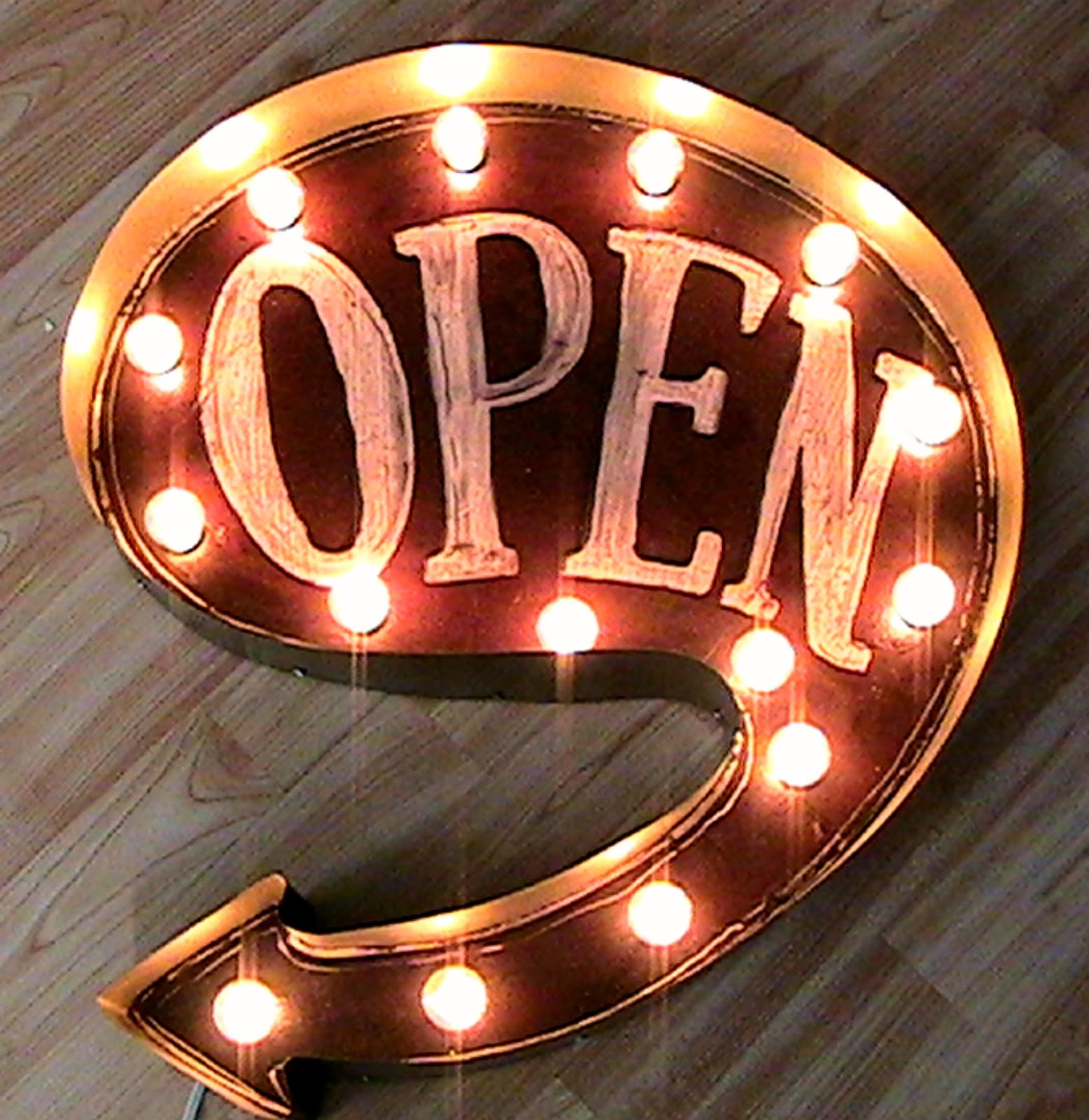 Pop Art Minis: OPEN! And Ready To Light Up Your World! The ...