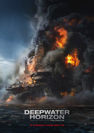 Deepwater Horizon 2016 BRRip 720p Dual Audio In Hindi English