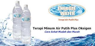 Terapi Minum Air Beroksigen