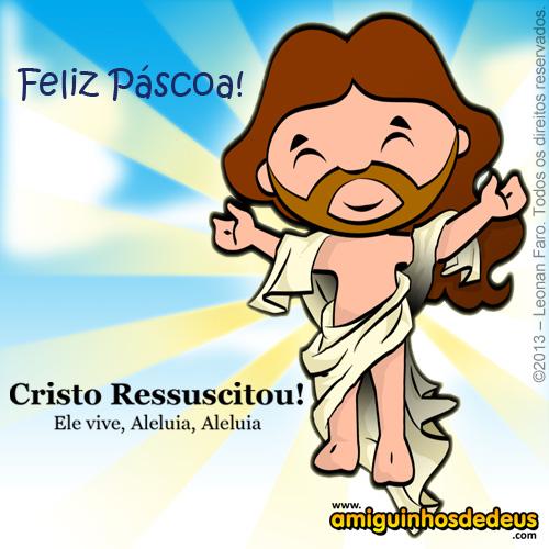 A Ressurreicao De Jesus Desenho