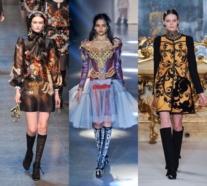 Этнические мотивы в одежде