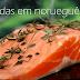 Comidas em norueguês