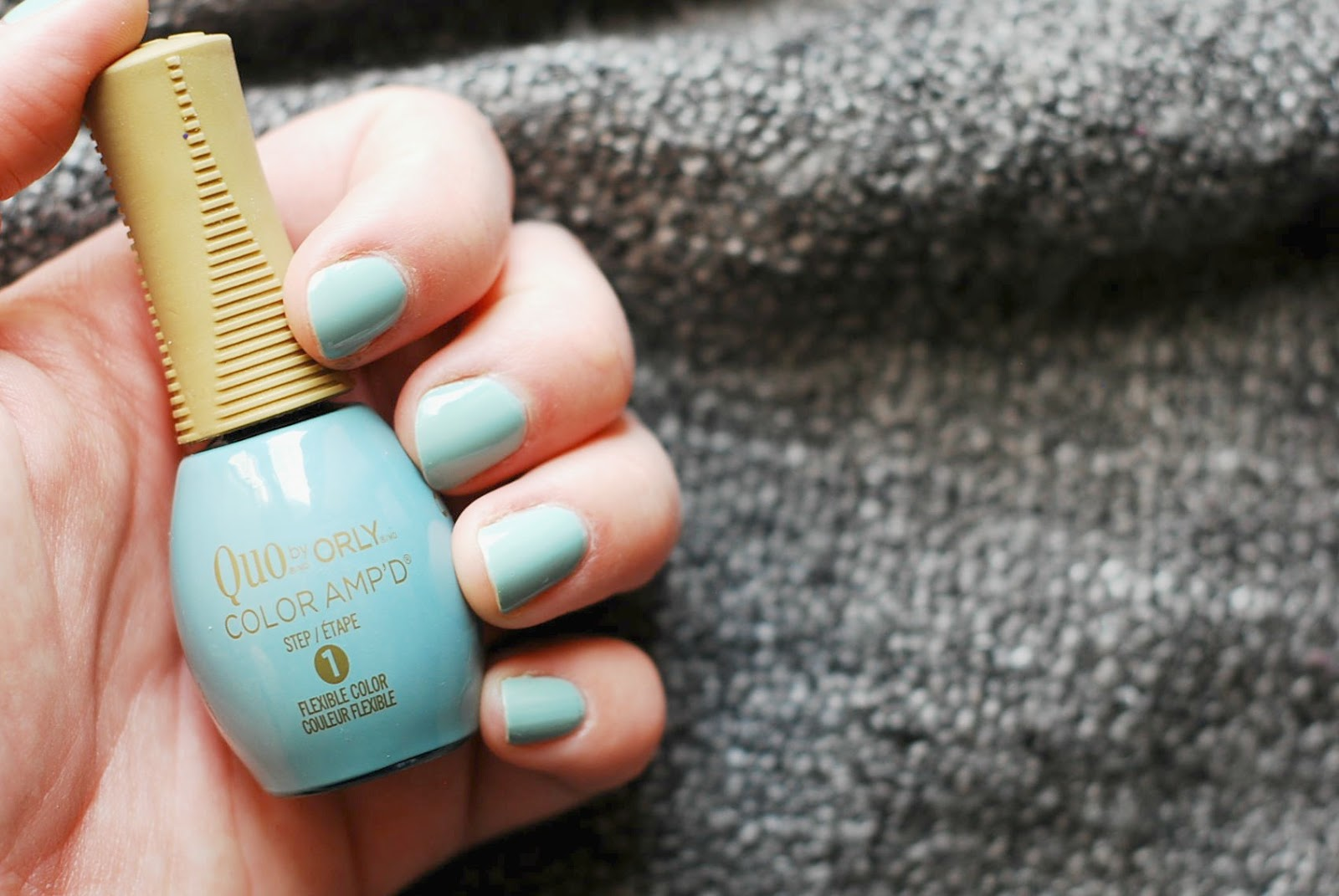 Quo by Orly Color Amp\'d Nail Polish Review and Swatches — A Certain ...