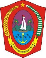 Logo / Lambang Kabupaten Gorontalo Utara (Gorut)
