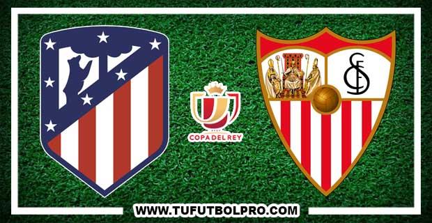 Ver Atlético Madrid vs Sevilla EN VIVO Por Internet Hoy 17 de Enero de 2018
