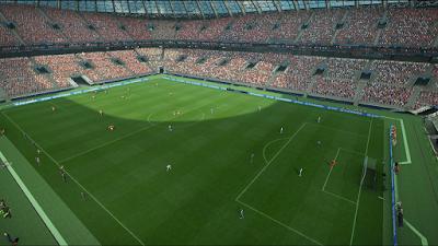 PES 2013 Luzhniki Stadium by D5ouglas