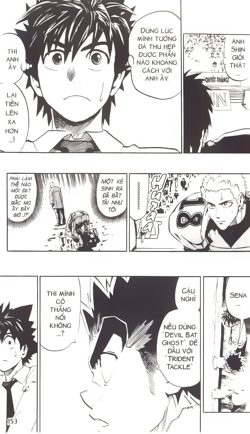 Eyeshield 21 chapter 204 trang 8
