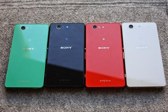 Spesifikasi dan Harga Sony Xperia Z3 Compact