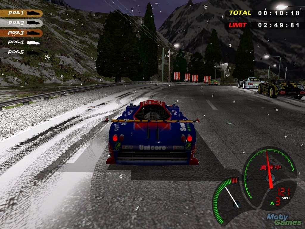 Midnight Gt Primary Racer Full Version Racing Game