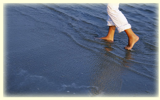 Walking Barefoot Quotes. QuotesGram