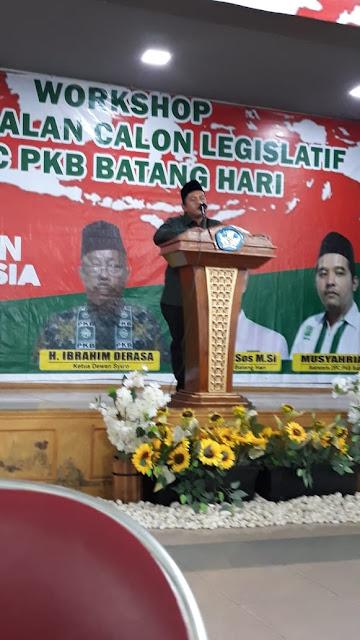 PKB Targetkan Kursi Ketua DPRD Batanghari