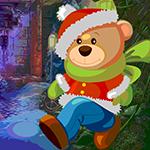 Games4King Christmas Teddy Bear Escape Walkthrough