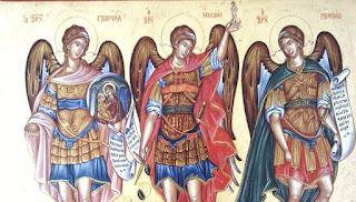 """Τι είναι οι τα Σεραφίμ,Χερουβίμ; Ποιές και πόσες είναι οι """"Αγγελικές Δυνάμεις"""";"""