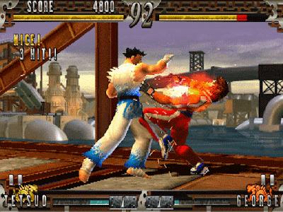 Fighting Layer arcade videojuego descargar gratis