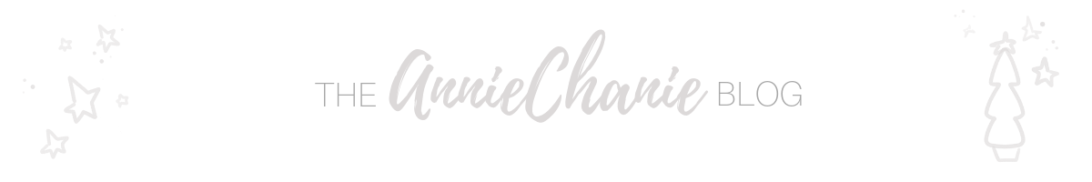 The AnnieChanie Blog