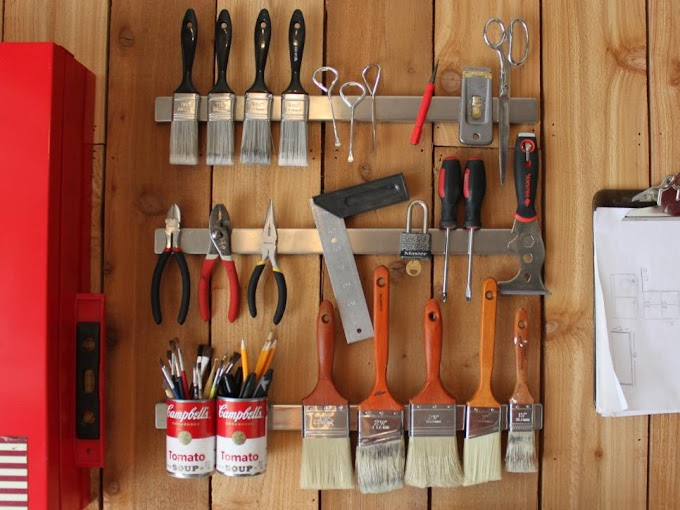 24 Genius Garage Organizing and Storage Hacks