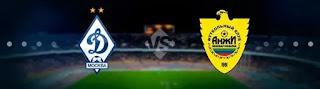 Анжи – Динамо М смотреть онлайн бесплатно 6 апреля 2019 прямая трансляция в 14:00 МСК.