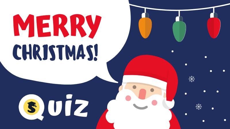Christmas Quiz, Christmas MCQ Quiz