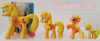 MLP Fake Applejack Blind Bags