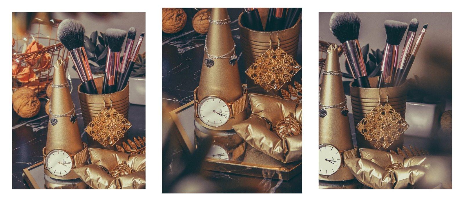 4a contit stylowe złote dodatki do wnętrz stojak na bizuterię jak przechowywać biżuterię nowoczesne dekoracje pomysł na prezent łódzkie upominki prezenty na gwiazdkę co kupić dziewczynie na urodziny, na święta