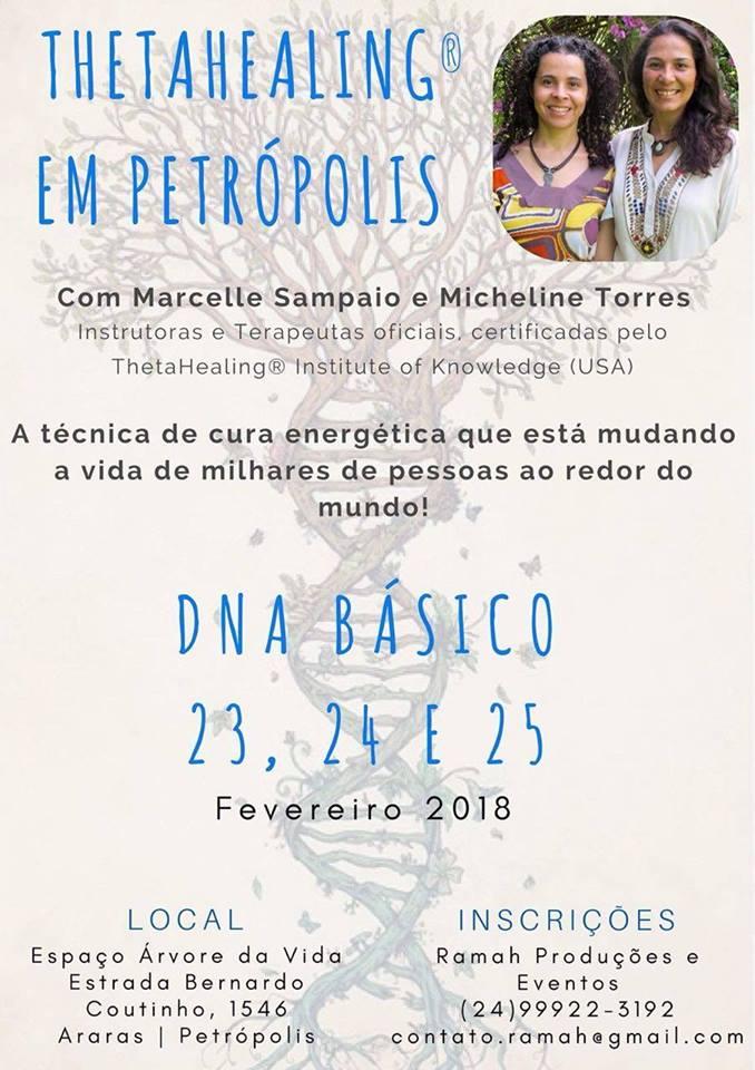 CURSO THETAHEALING® DNA Básico