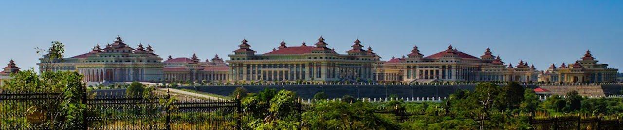Naypyidaw | Capital de Myanmar
