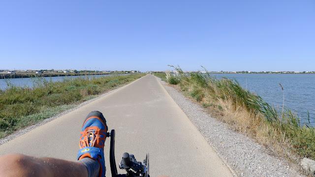 De Paris à Narbonne en vélo, Le Grau-du-Roi