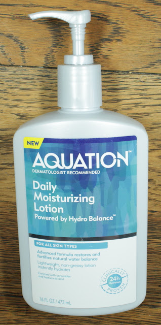 Aquation Daily Moisturizing Lotion