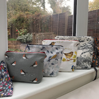 Selection of project bags