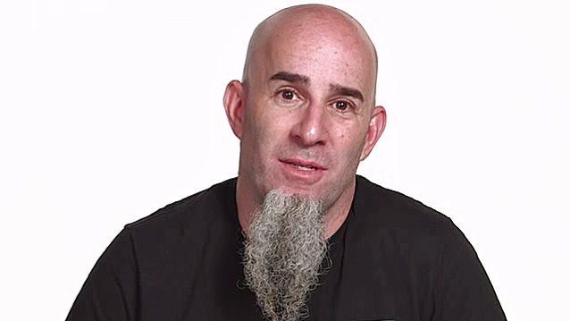 Scott Ian Anthrax No entiendo por qué gente vuelve loca setlists