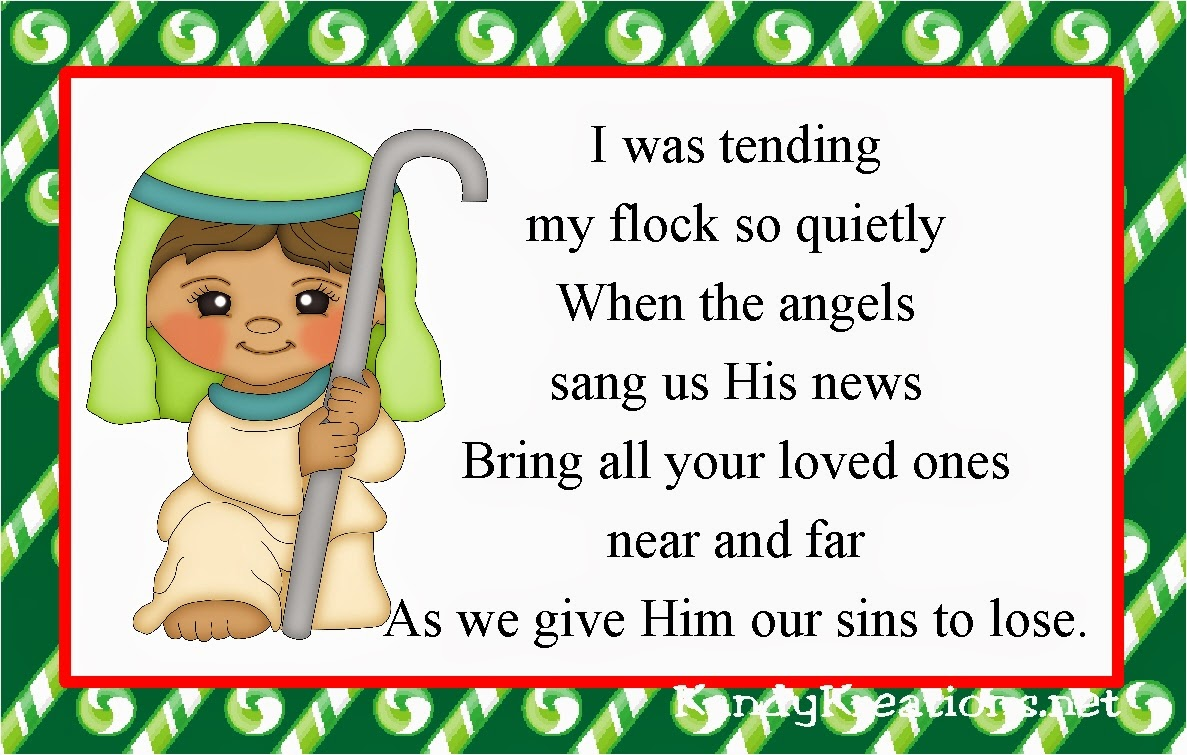 I was tending my flock so quietly When the angels sang us His news Bring all your loved ones near and far As we give Him our sins to lose.