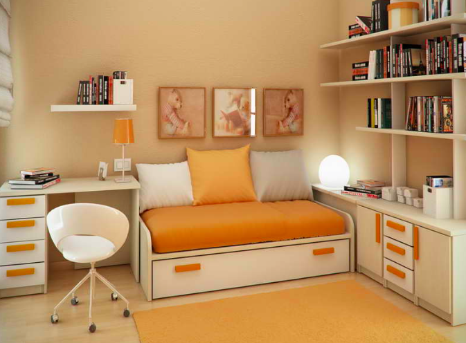 20 Ideas To Turn Your Spare Room Into The Best In House