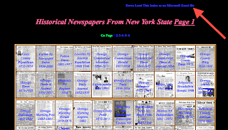 fulton history historical newspapers index