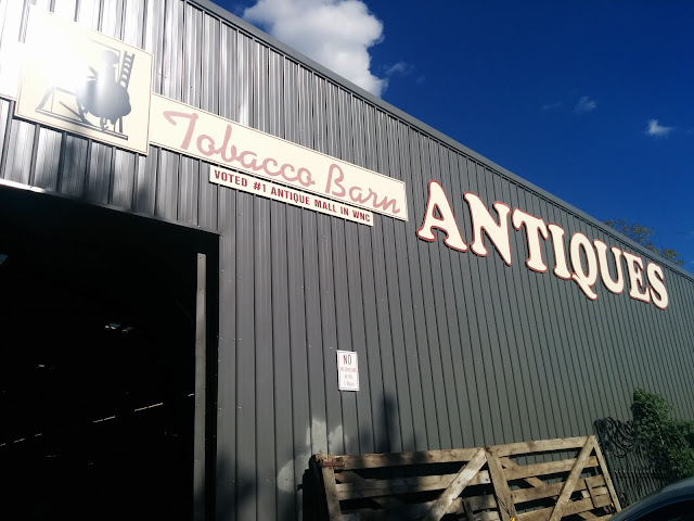 Tobacco Barn Antiques, Asheville, NC