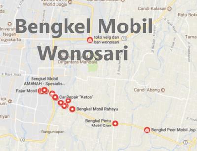 Variasi Mobil Wonosari, Gunung Kidul