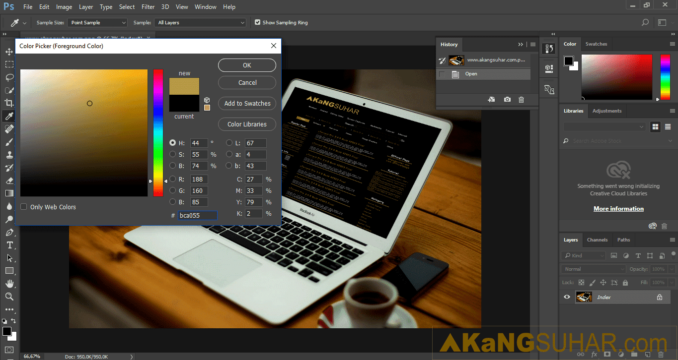 Free download Adobe Photoshop CC 2017 Final latest version terbaru gratis license key, kuyhaa, full crack, offline installer, serial number, activation code www.akangsuhar.com