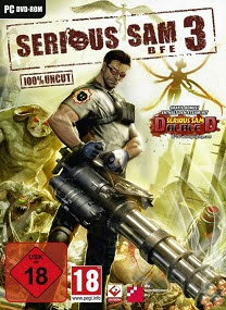 Serious Sam 3 BFE Deluxe Edition Steam Rip For PC Cover Logo by http://jembersantri.blogspot.com