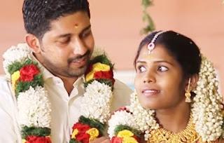 Akhilesh Narayanan & Devi Krishna wedding video