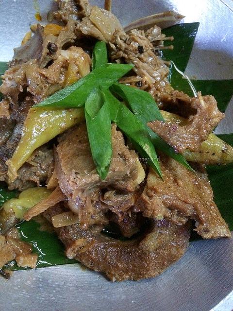 Balaw Balaw - Adobong Itik